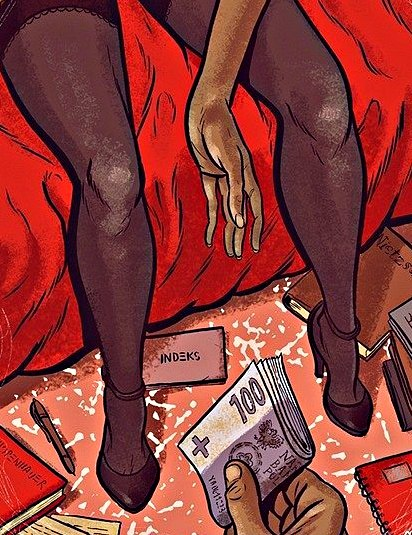 серийные проституток